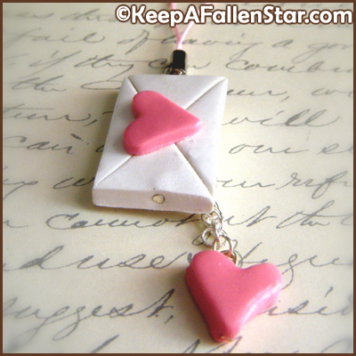 Bottle of Love Strap Charm Design © OurDestiny Designs and Keep A Fallen Star™
